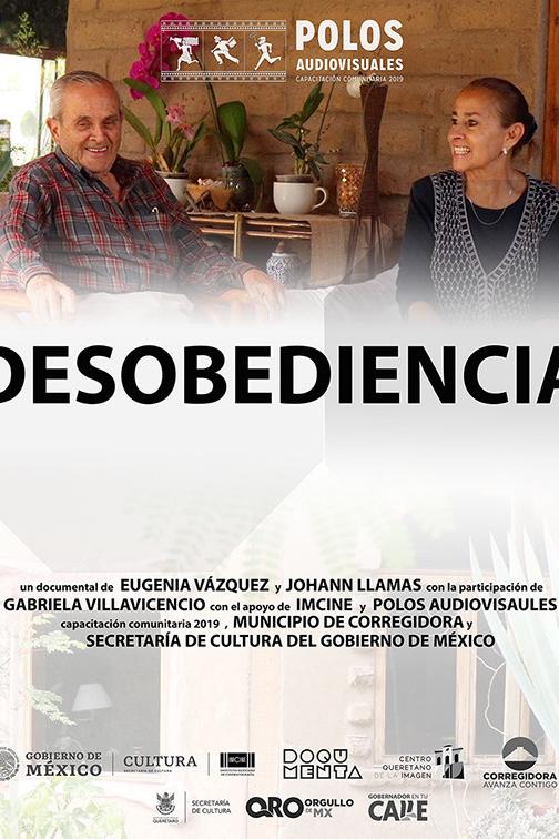 Desobediencia Poster